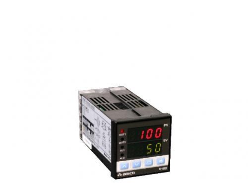 בקר טמפרטורה דגם V-100 48x48x