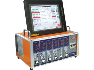 רב אזורים TC5F כולל מסך נתונים