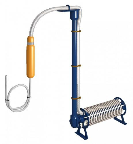immersion heater - type P