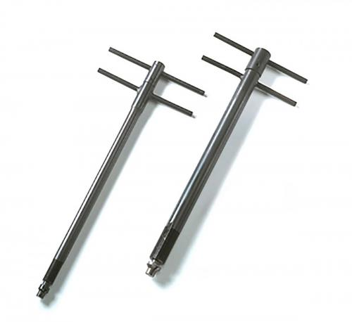 Thread cleaning tool 12